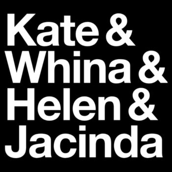 Kate & Whina & Helen & Jacinda: curvy fit Design