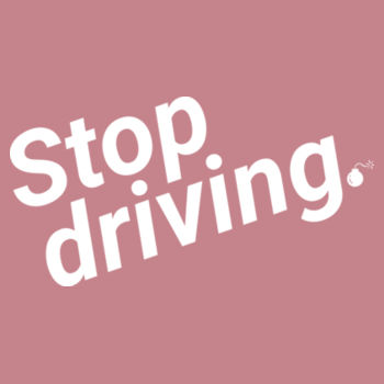 Stop driving: Regular fit Design