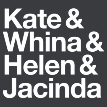 Kate & Whina & Helen & Jacinda: regular fit Design