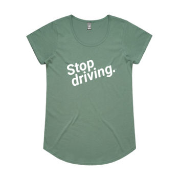 Stop driving: Curvy fit Thumbnail