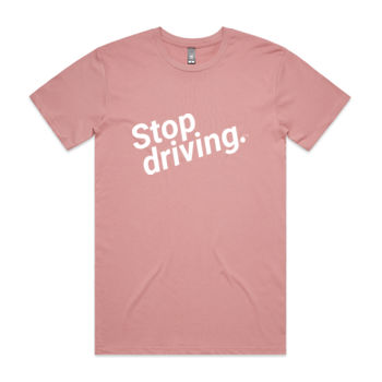 Stop driving: Regular fit Thumbnail
